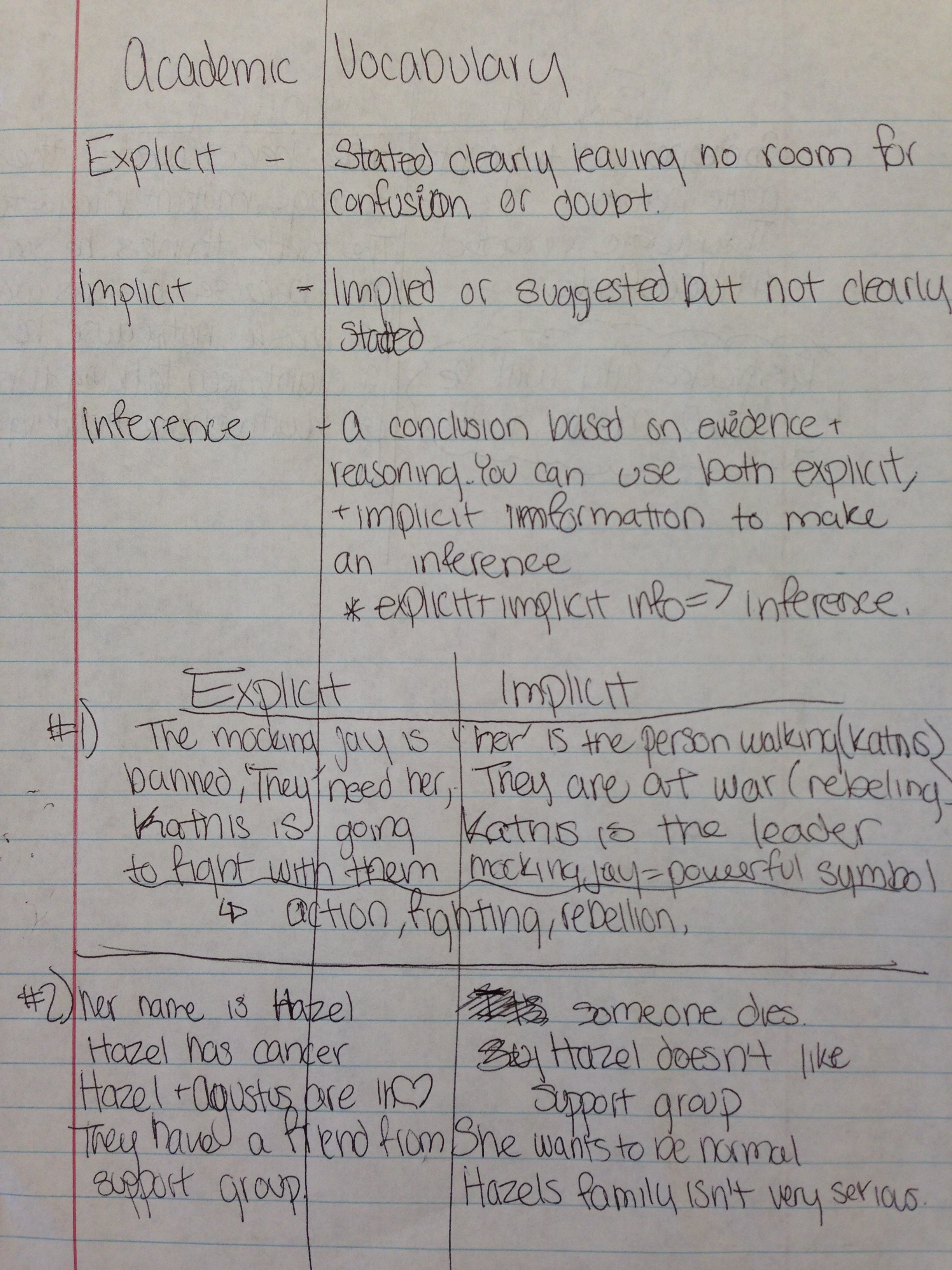 worksheet Observation Vs Inference Worksheet common core explicit vs implicit information photo 3