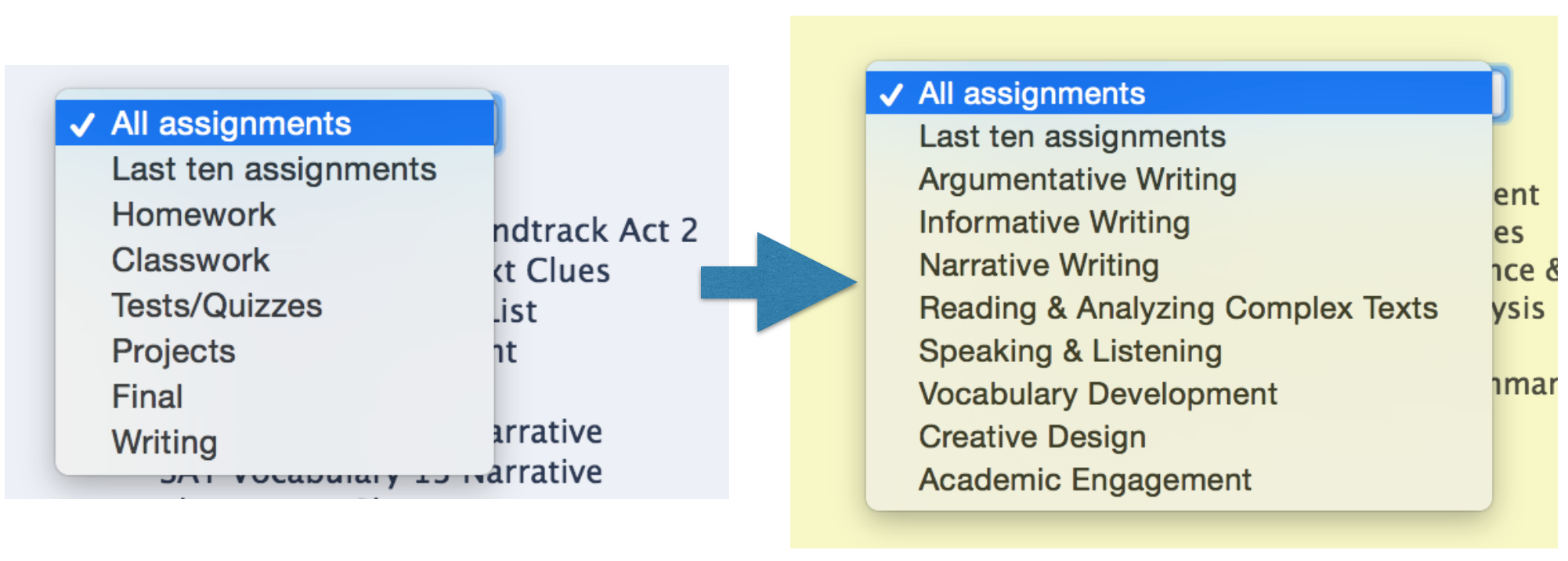 Grading for Mastery and Redesigning My Gradebook |