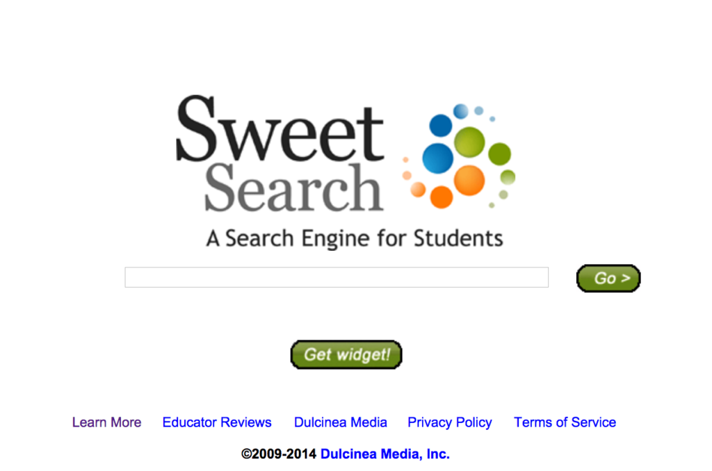 thesis about search engine