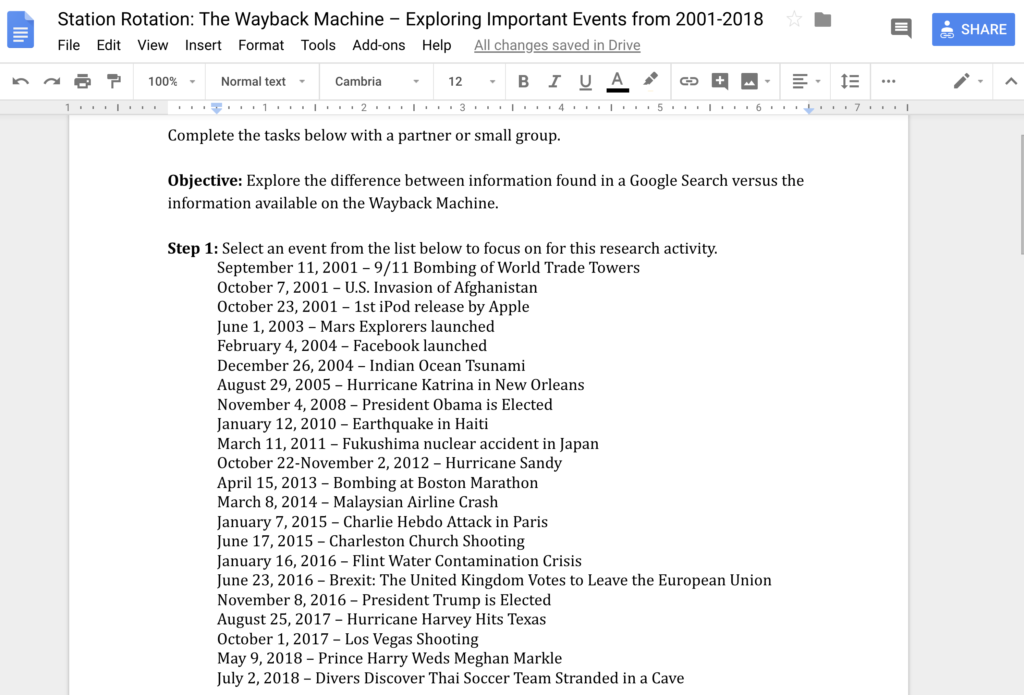 Internet Archive: Go Back in Time with the Wayback Machine |