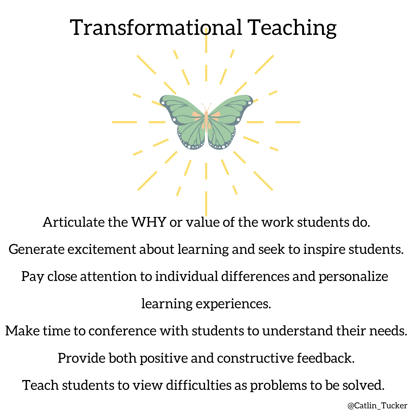 Transactional vs. Transformational Teaching |