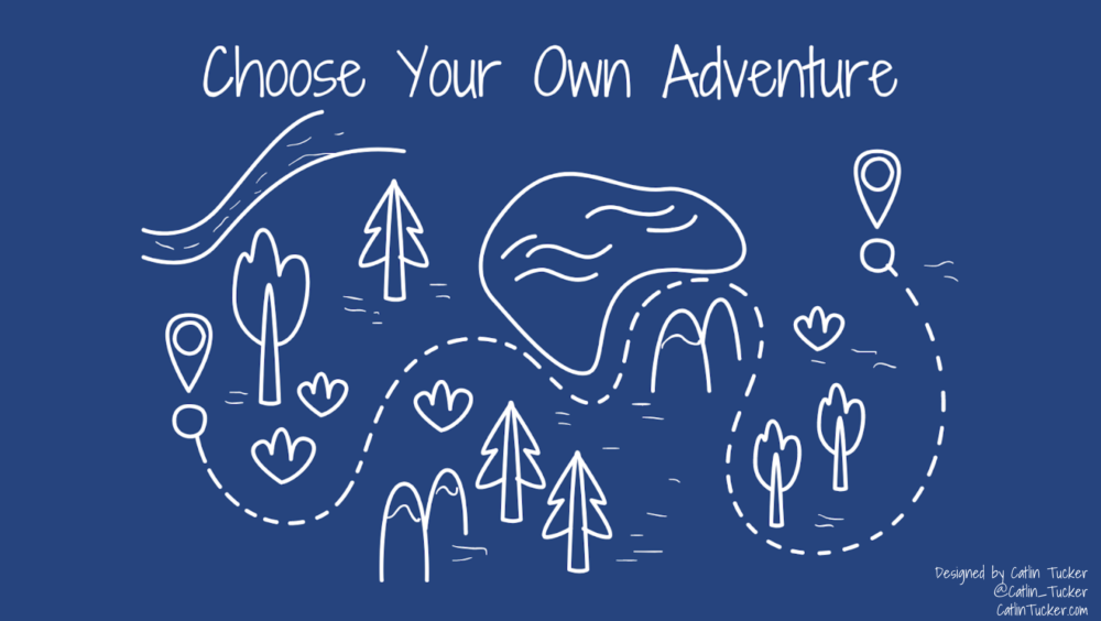 Design a Choose Your Own Adventure Learning Experience |